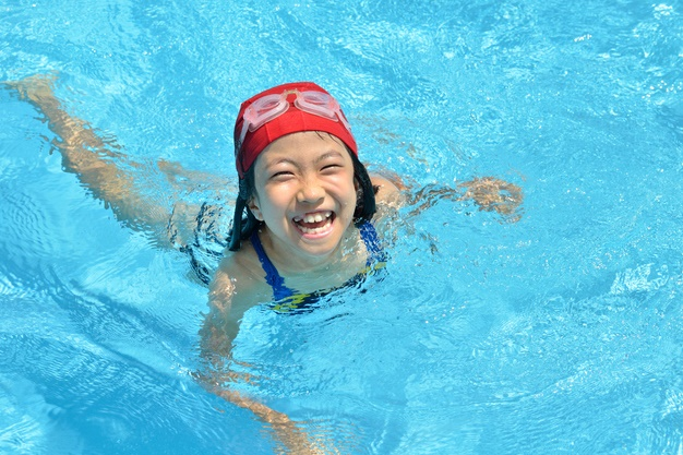 水泳をしたら身長は伸びやすい?!身長アップにつながる理由