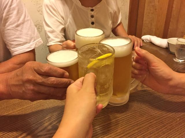 アルコールED