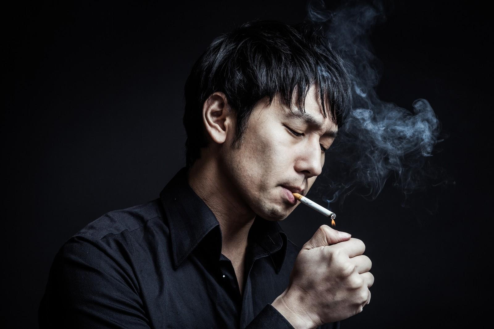 タバコを止める